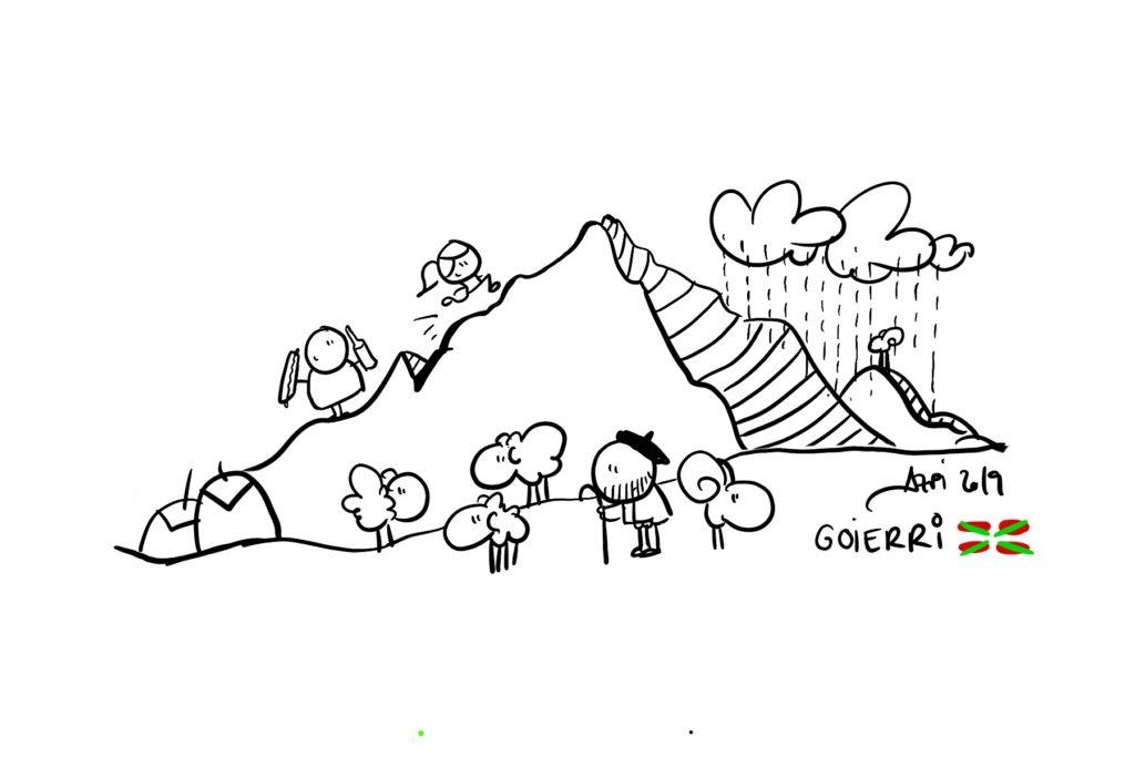 ilustracion-ana azpilicueta-goierri-zegama-aizkorri